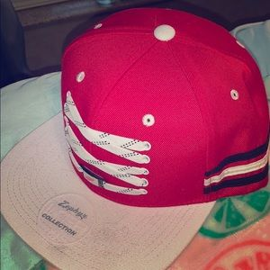 Zephyr Hat NHL Red Wings SnapBack